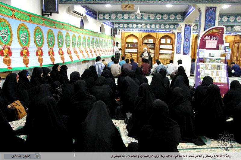 دیدار دانشجویان جهادگر و مراکز آموزش عالی دشتستان