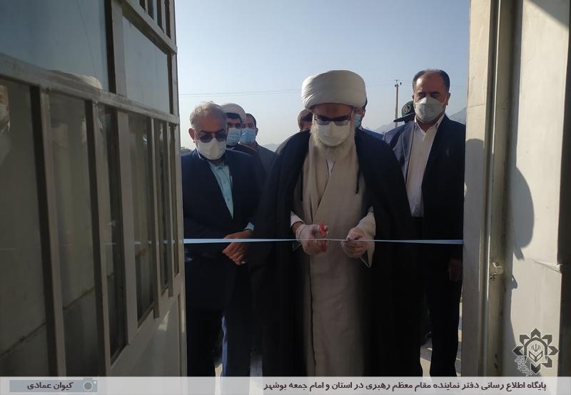 افتتاح سه مدرسه در مناطق کم برخوردار بخش بوشکان دشتستان توسط آیت الله صفایی بوشهری